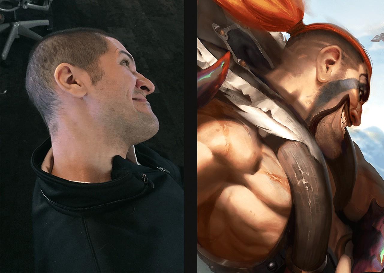 Cạn lời với ý tưởng của Riot Games để tạo nên những bức ảnh nền đẹp lung linh
