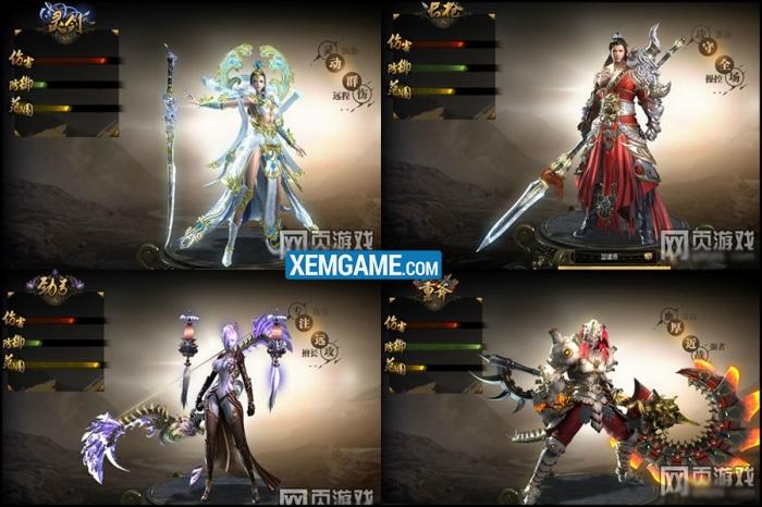 Tây Du Chi Lộ | XEMGAME.COM