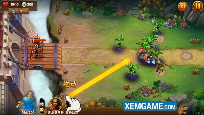 Xích Bích 3D | XEMGAME.COM