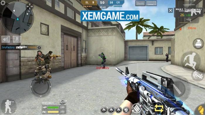 Crossfire Legends sẽ được VNG đầu tư phát triển theo hướng đường dài