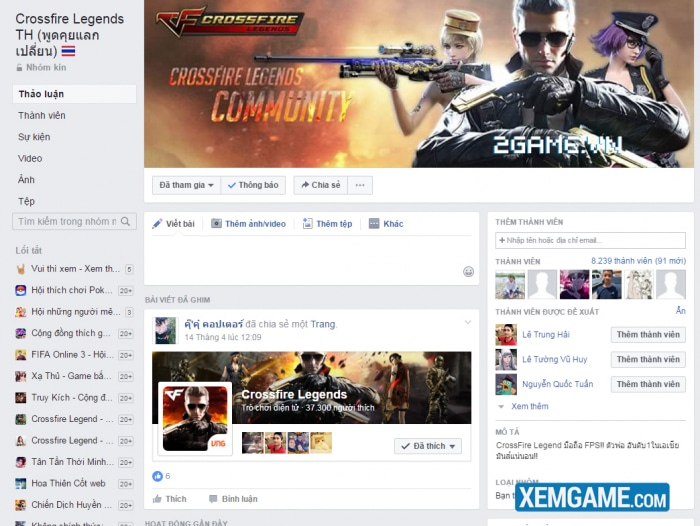 VNG sẽ phát hành Crossfire Legends tại Thái Lan