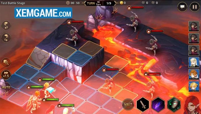 Game chiến thuật bom tấn đầu hè 2017 của ông lớn GAMEVIL