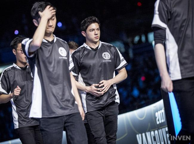 Vừa lên chức vô địch, TSM Hauntzer đã lên tiếng chê bai các game thủ Hàn Quốc