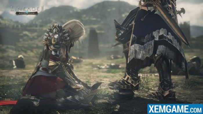 Image result for Lineage II: Revolution xemgame