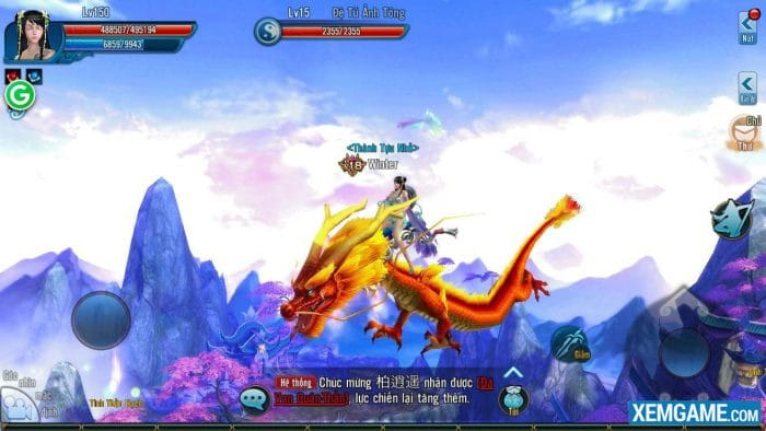 Tru Tiên 3D Mobile | XEMGAME.COM