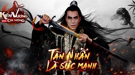 Kiếm Vương Chi Mộng tặng 300 giftcode nhân dịp game ra mắt