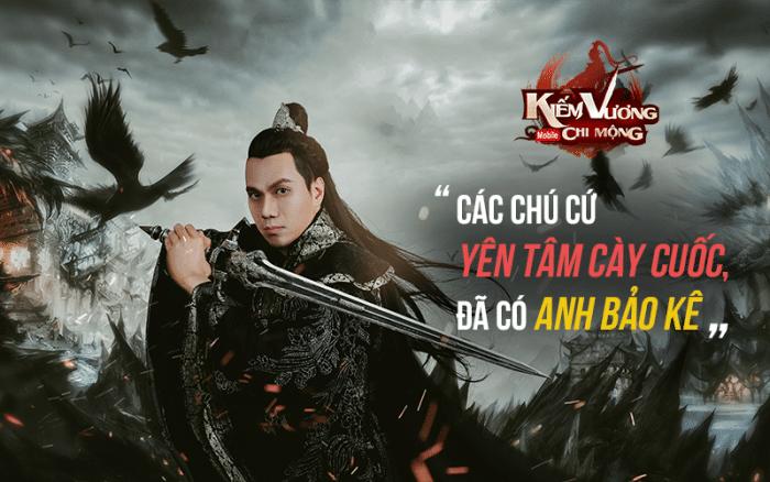 """""""Tập đoàn"""" Phan Thị thị uy Kiếm Vương Chi Mộng ngay ngày ra mắt"""