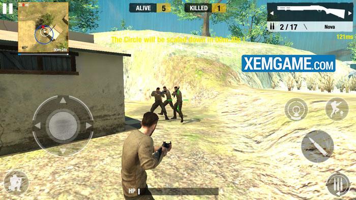 """Top game mobile có lối chơi """"đấu trường sinh tử"""" đang gây sốt thời gian gần đây!"""