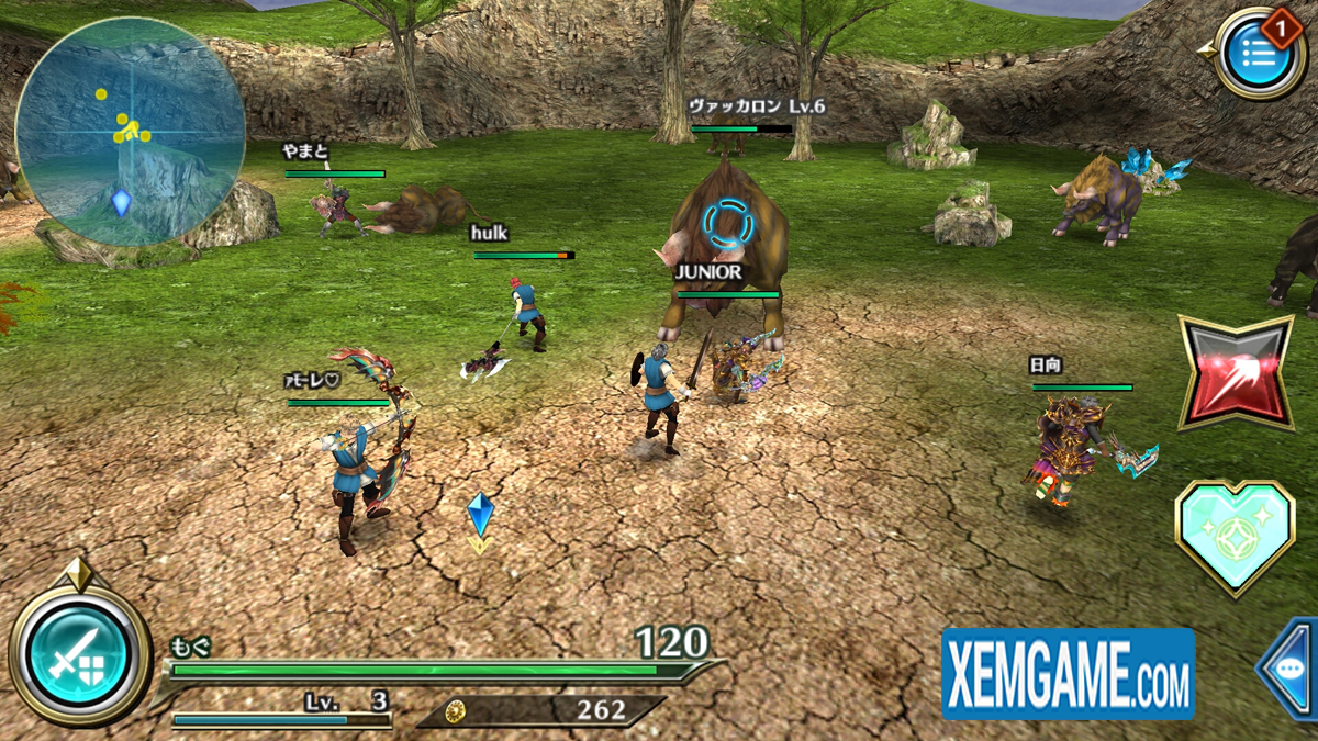 Dragon Project | XEMGAME.COM