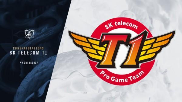 SKT và Team Solomid chính thức có vé đến Chung kết thế giới 2017