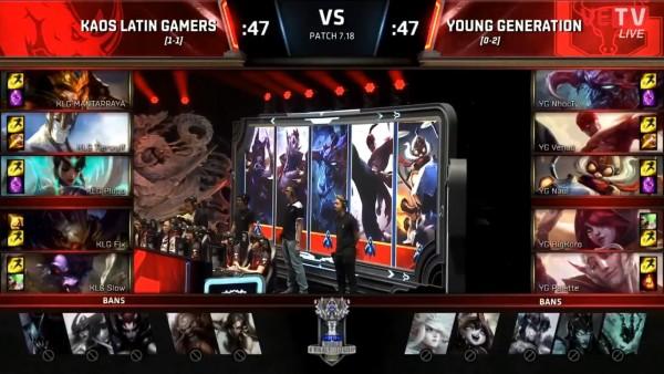 Việt Nam có được chiến thắng đầu tiên tại CKTG 2017, YG hủy diệt hoàn toàn KLG