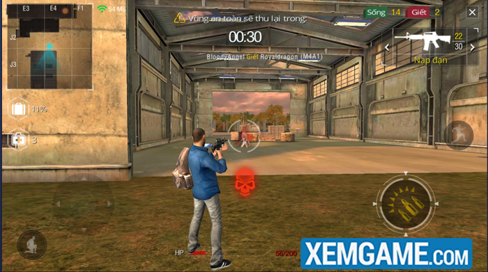 Free Fire Mobile hé lộ ngày ra mắt phiên bản iOS với rất nhiều cải tiến về lối chơi