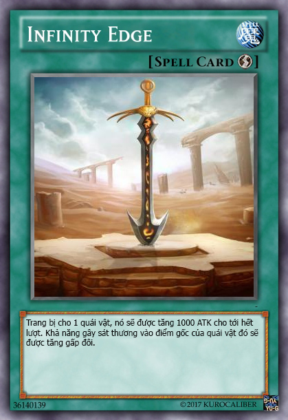 Đưa Liên Minh Huyền Thoại lên các lá bài Yu-Gi-Oh