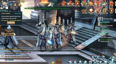 Game thủ Việt nói gì về Webgame Lục Mạch Thần Kiếm trong ngày Alpha Test
