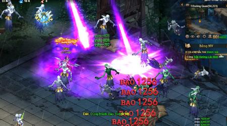 Webgame Cửu Thiên Phong Thần sở hữu một loạt những hoạt động liên server có tính PK cực cao