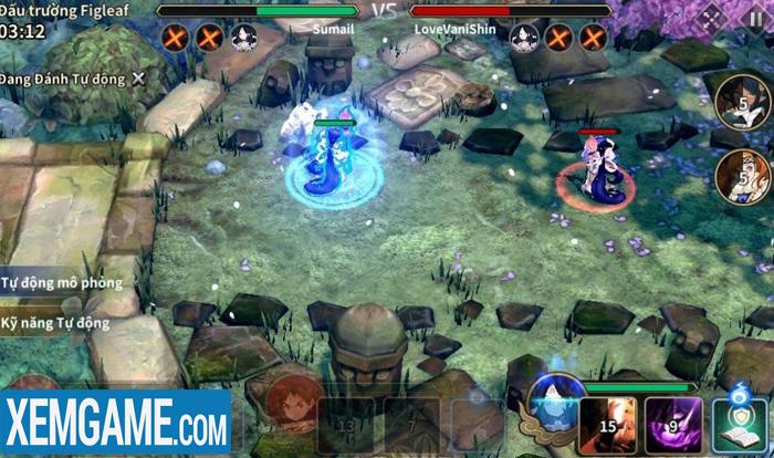 Phantom Chaser tiếp tục tiếp thu ý kiến người chơi để cải tiến game tốt hơn