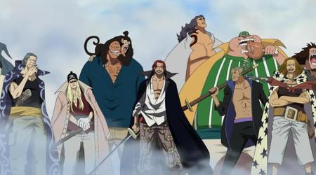 Đội quân bí ẩn của Tứ Hoàng Shanks – Những người khơi nguồn cảm hứng cho Luffy và Usopp