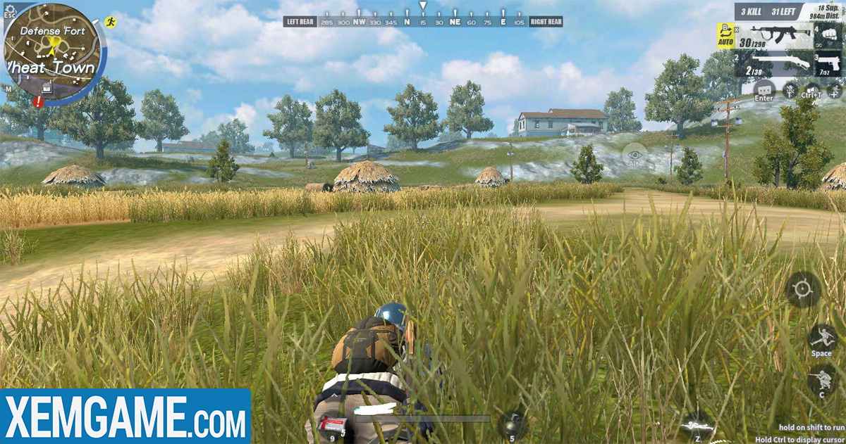 Rules of Survival   XEMGAME.COM