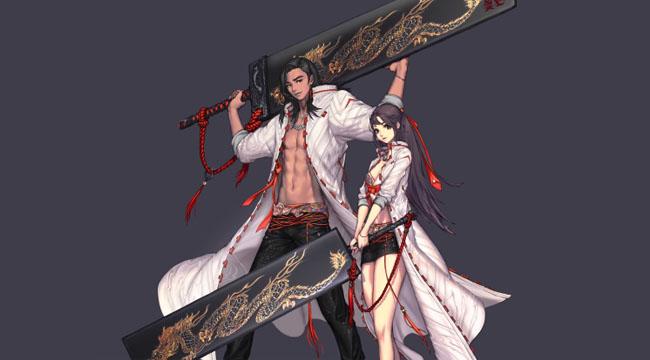 Blade and Soul : Bật mí tạo hình và kỹ năng cấp 55 của class thứ 11