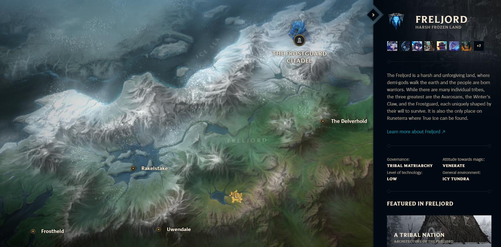 Liên Minh Huyền Thoại ra mắt chuỗi nhiệm vụ mới mừng bản đồ Runeterra