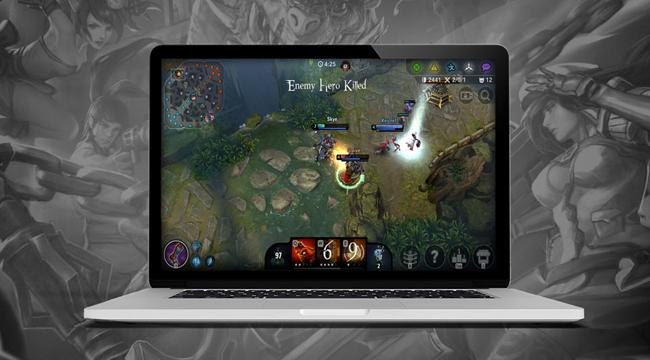 Vainglory chuyển mình thành game đa nền tảng, chơi được cả điện thoại lẫn PC!!!