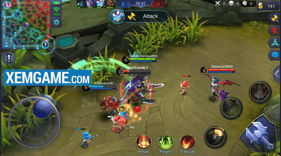 Mobile Legends: Bang Bang VNG   XEMGAME.COM