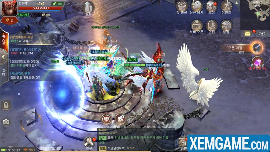 MU Awaken VNG | XEMGAME.COM