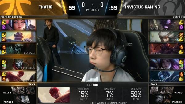 """""""Đập nát"""" Fnatic, Invictus Gaming chính thức lên ngôi vô địch CKTG 2018"""