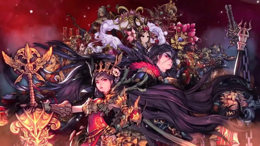 Final Blade mang đến phong cách đồ họa ấn tượng đậm chất Á Đông