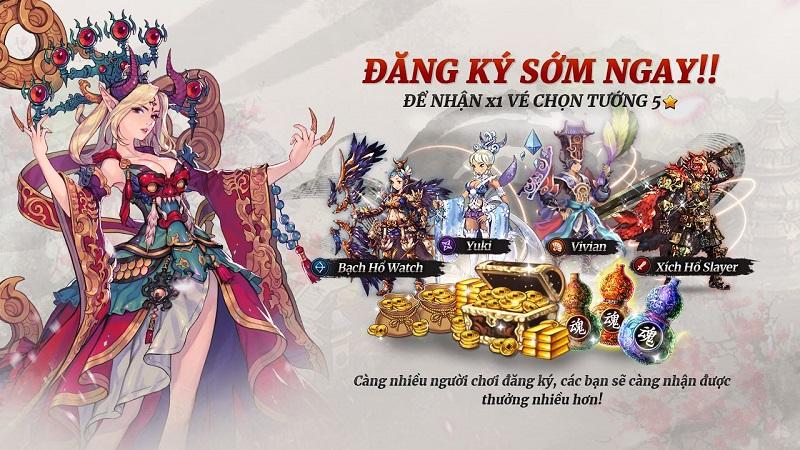 Final Blade Việt Nam mở đăng ký sớm với nhiều phần quà giá trị cho game thủ