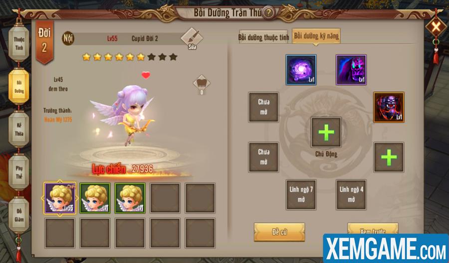 Tân Thiên Long Mobile VNG | XEMGAME.COM