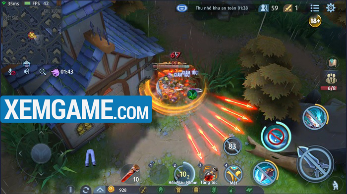 Survival Heroes Việt nam | XEMGAME.COM
