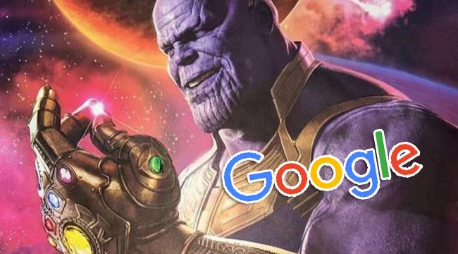 """Google cho tất cả mọi người trải nghiệm """"cái búng tay"""" của Thanos"""