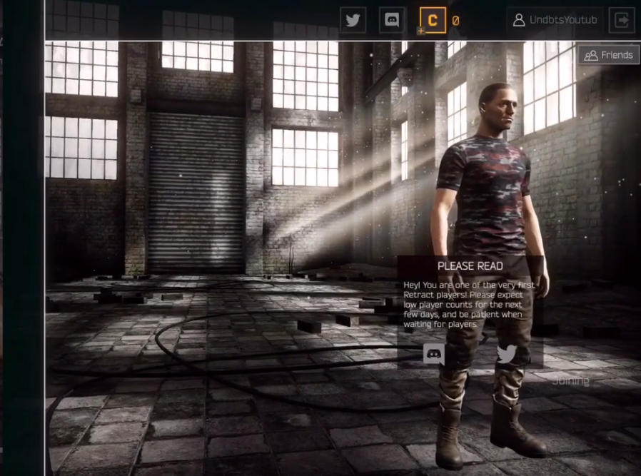 Retract Battle Royale - game sinh tồn bắn súng siêu đẹp đã ra mắt trên iOS