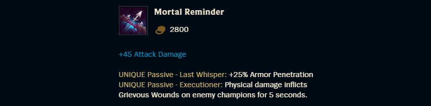 League of Legends needs more items to counter healing champions 3