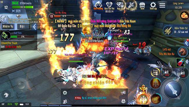 Chiến Thần Chi Nộ: Game nhập vai quốc chiến 3D đáng để thử qua
