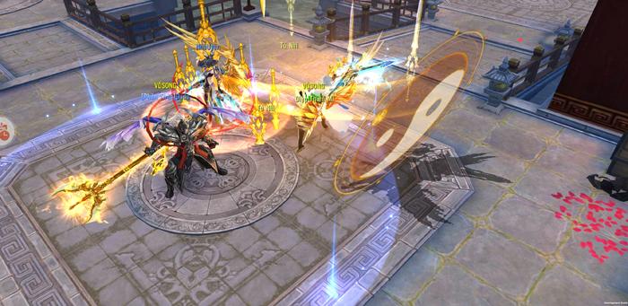 Kiếm Ma 3D Funtap đem tới dàn nhân vật Võ lâm quen thuộc nhưng sức mạnh đột phá hơn!