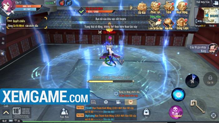 Giang Hồ Ngoại Truyện Mobile | XEMGAME.COM