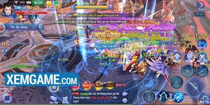 Kiếm Ma 3D   XEMGAME.COM