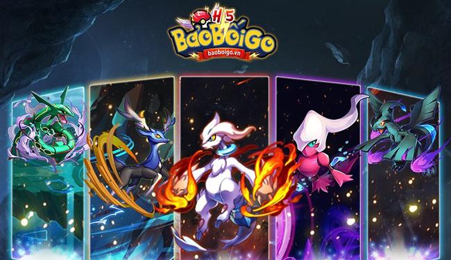 Bảo Bối GO – tựa game đấu pokemon công bố lộ trình ra mắt tại Việt Nam