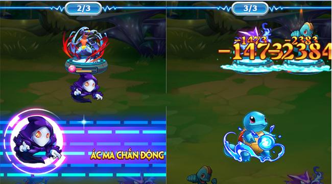Cảm nhận Bảo Bối GO : Thu hút người chơi nhờ vào thể loại đấu Pokemon hấp dẫn