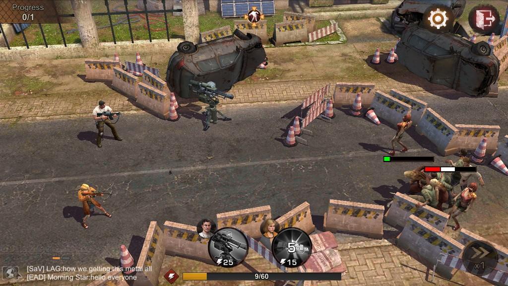 State of Survival – game sinh tồn xây dựng lấy bối cảnh hậu tận thế zombie