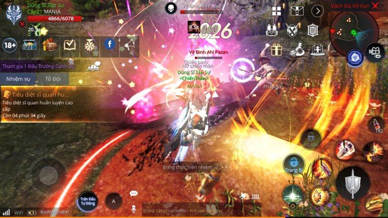 Ấn tượng mà AxE Việt Nam để lại trong lòng game thủ Việt sau 3 ngày ra mắt
