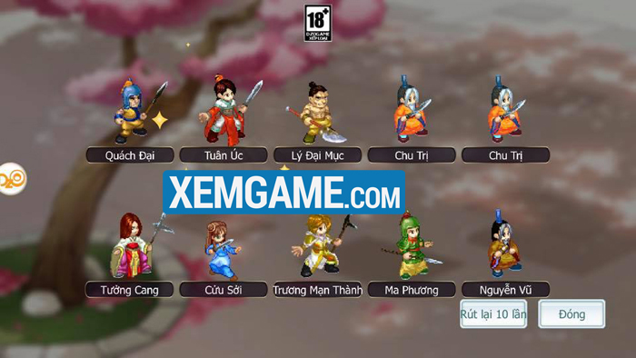 TS Online Mobile | XEMGAME.COM