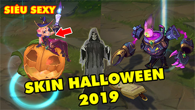 Đốt tiền với 3 Skin Halloween 2019 cực kỳ ma mị trong LMHT – Miss Fortune vẫn siêu nóng bỏng
