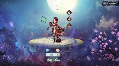 Thiên Hạ Ngũ Tuyệt H5 : Rảnh tay chơi, tha hồ phát triển nhân vật