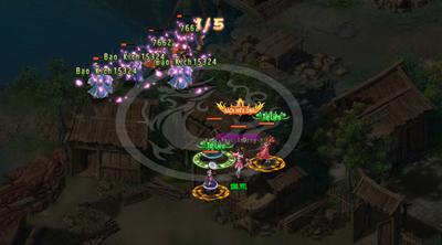 Thiên Hạ Ngũ Tuyệt H5 đang dần dần chiếm lĩnh cảm tình game thủ