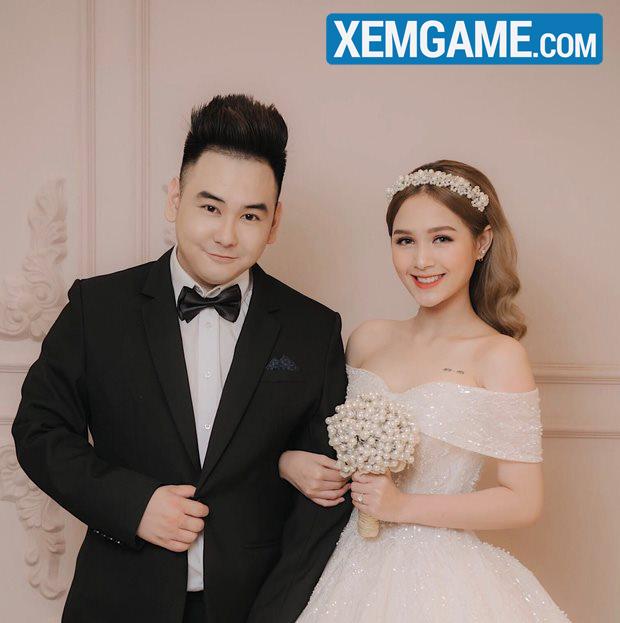 Hôn thê Xemesis tung ảnh áo cưới, hứa hẹn đám cưới vào cuối năm sau