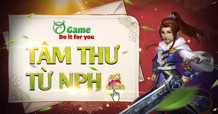 Thiên Hạ Ngũ Tuyệt H5 đền bù hàng loạt phần quà cho game thủ sau sự cố bảo trì