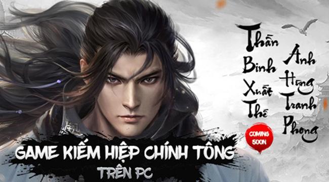 VNG ra mắt fanpage của game kiếm hiệp nguyên bản PC – Kiếm Vũ Giang Hồ 3D